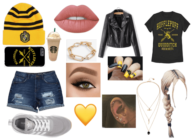 Modern Hogwarts Houses 1:Hufflepuff - Out of Class