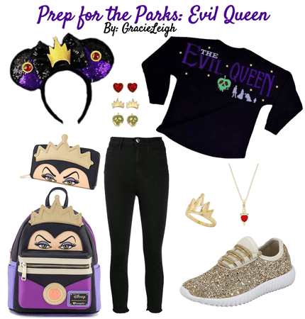 Prep for the Parks: Evil Queen