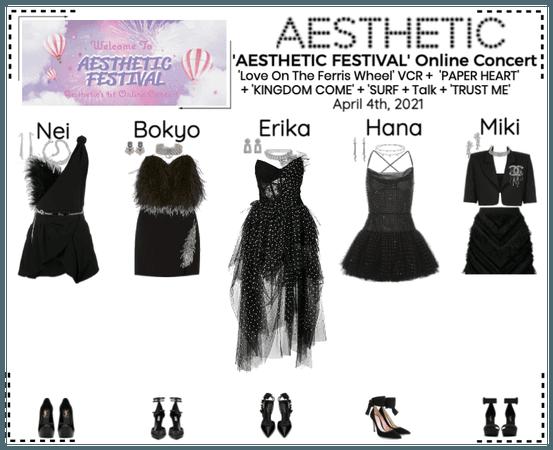 AESTHETIC (미적) [AESTHETIC FESTIVAL] Online Concert