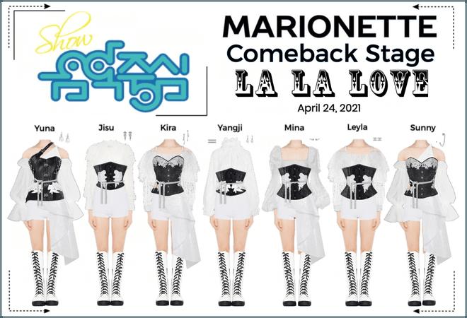 마리오네트 (MARIONETTE) - [SHOW! MUSIC CORE] Comeback Stage