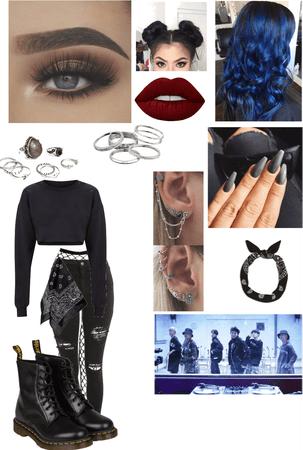 BTS Mic Drop Outfit #3