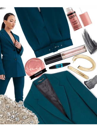 Teal BOSS ^the classic style challenge ^