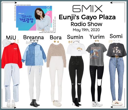 《6mix》Eunji's Gayo Plaza
