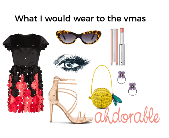 VMA outfit