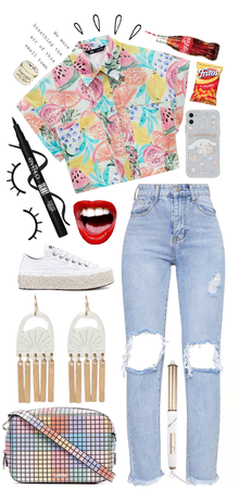 Jeans & Curls