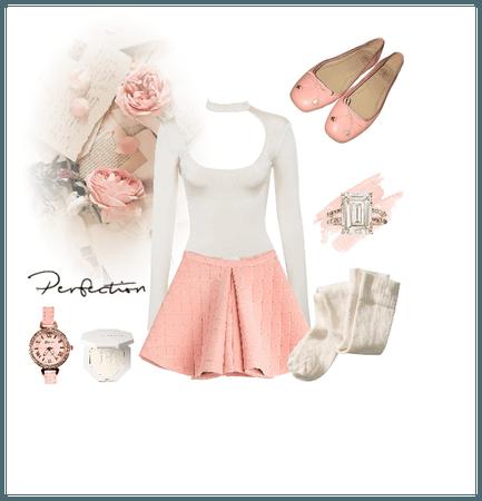 """Cream + Rose (""""Dreamy Marie"""")"""