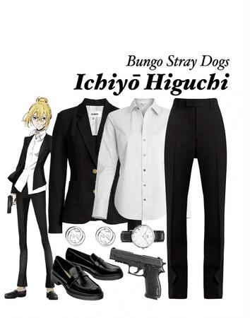 BUNGO STRAY DOGS: Ichiyō Higuchi