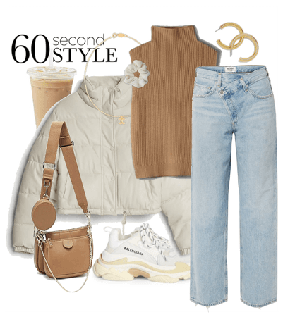 simple but cute outfit