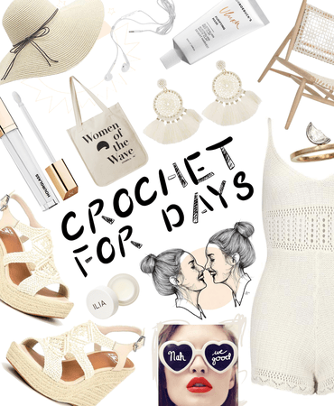 new challenge ♥️ crochet for days