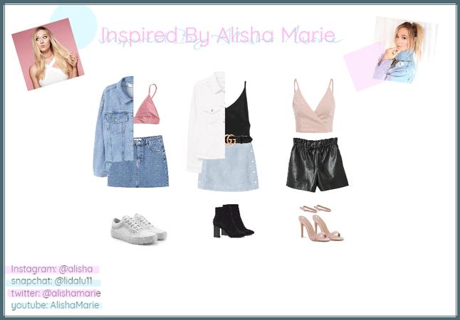 Inspired By Alisha Marie