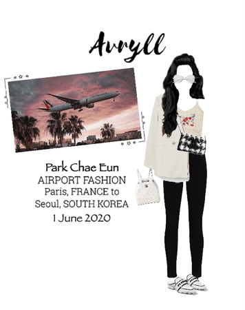 AVRYLL [아브릴] Airport Fashion 200601