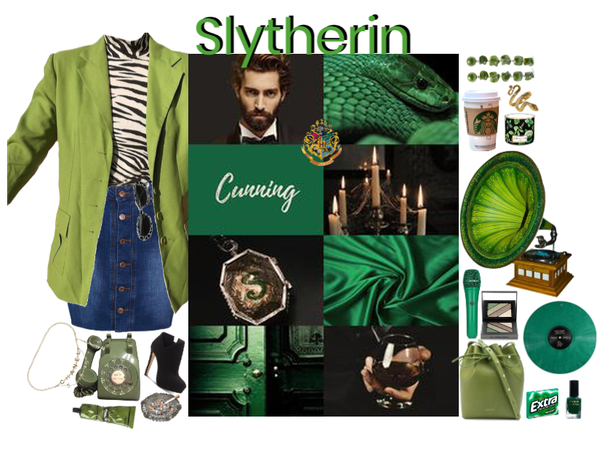 Hogwarts Houses: Slytherin