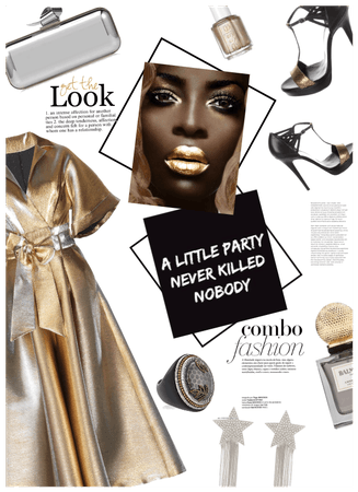 Metallic Beauty! Personal Style/im a picsces