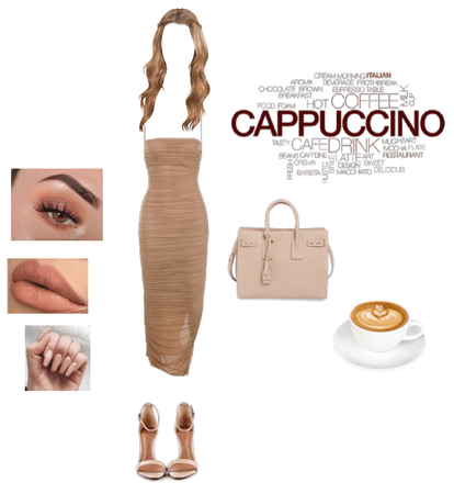 Cappuccino Dress