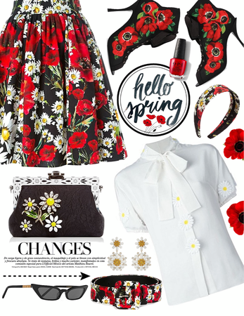 SPRING 2020: Dolce And Gabbana Style