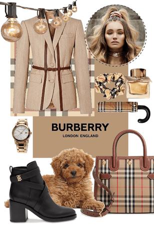Burberry 💛🤎
