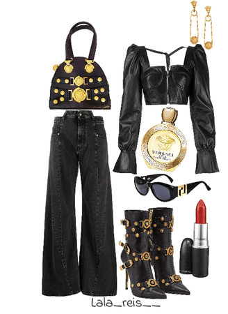Versace Outfit