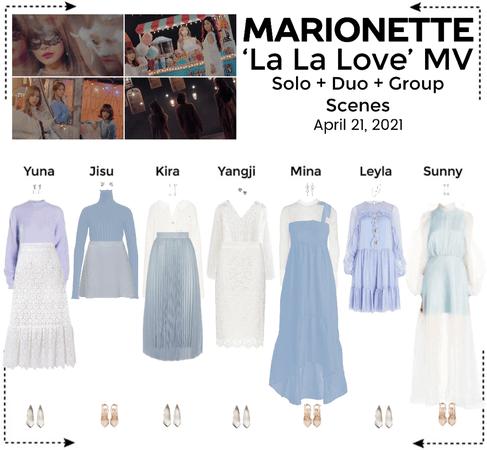 마리오네트 (MARIONETTE) - 'La La Love' Music Video
