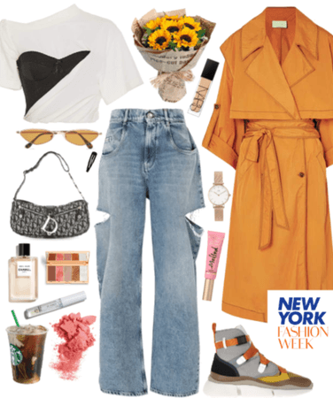 NYFW street style inspired