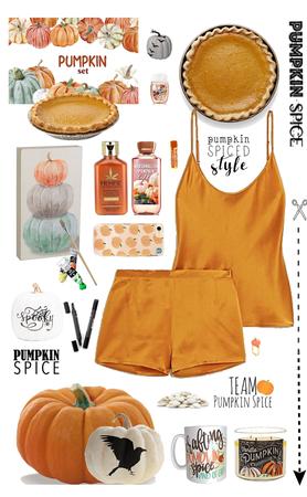 Pumpkin Pie Pajama Party