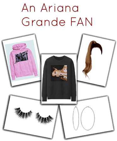 this is for an Ariana Grande fan