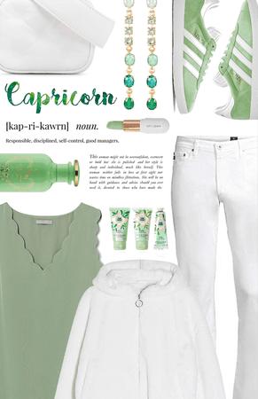 green capricorn