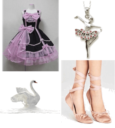 Swan Lake Outfit