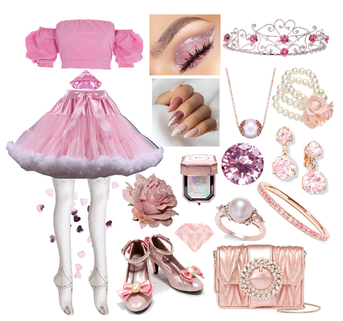 Pink Diamond 01