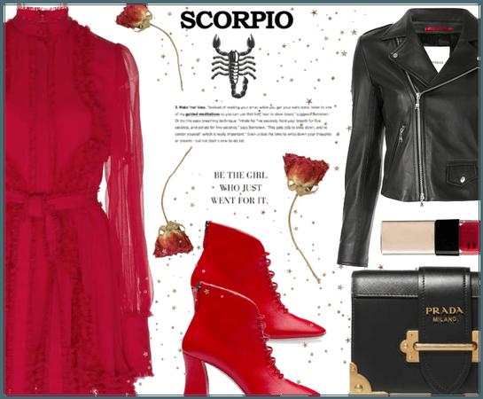♡ Scorpio outfit#2 ♡
