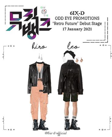 ODD EYE [오드아이] Music Bank 210117