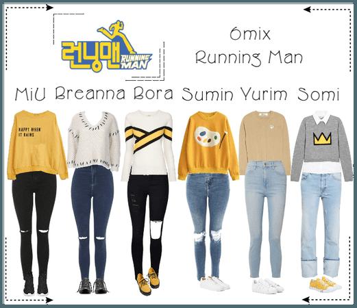 《6mix》Running Man
