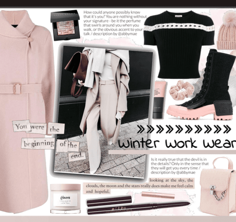 Winter Work Wear