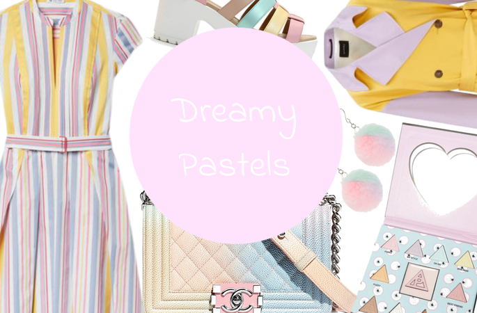 Sorbet Pastels: Dreamy Pastels