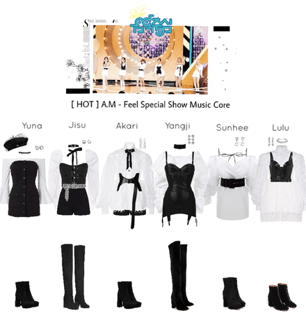 """☾ A.M ☽ """"Feel Special"""" Promotions 