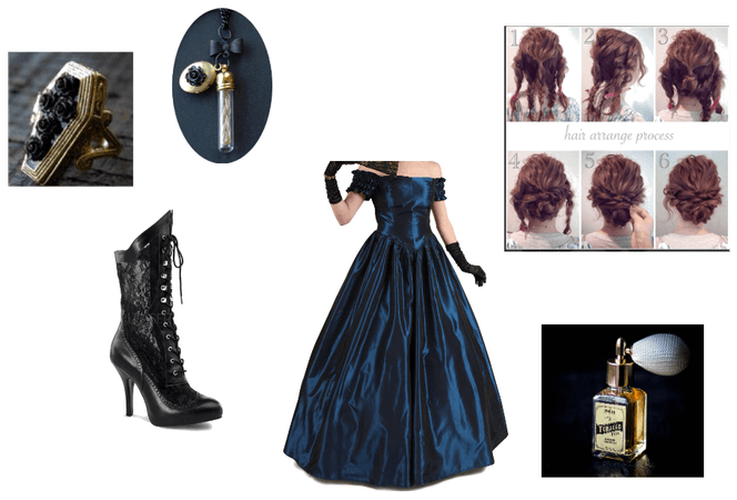Southern Belle Prom Fit