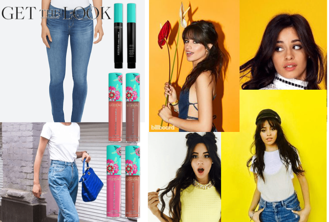 Get The Look: Camila Cabello