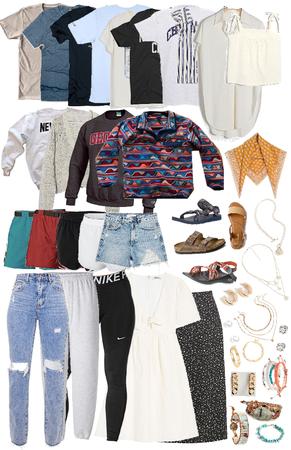 summer/fall wardrobe