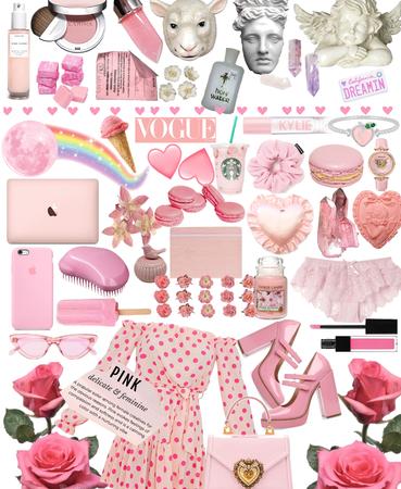 aesthetically cute set