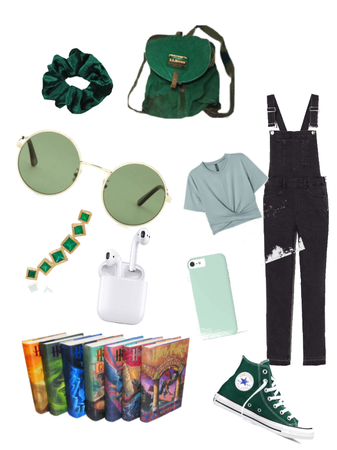 going back to school green style