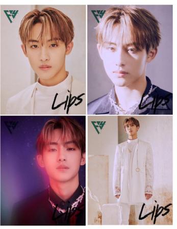 6IX-D 식스디 (ZHIXIN) 'Lips' Teasers [5]