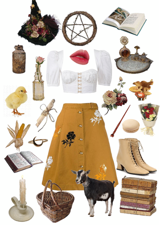 Farm Witch