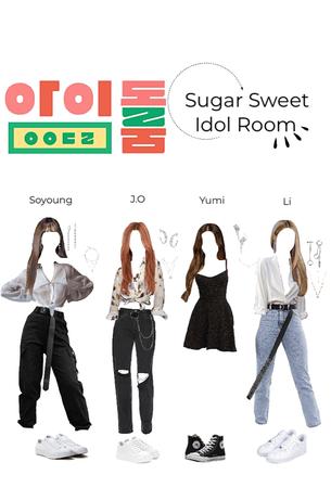 Sugar Sweet Idol Room