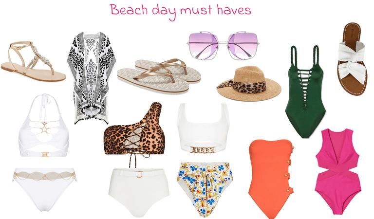 Beach day ready