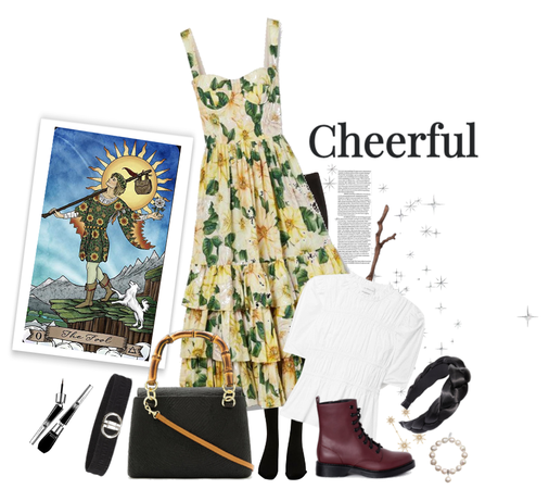 Cheerful The Fool