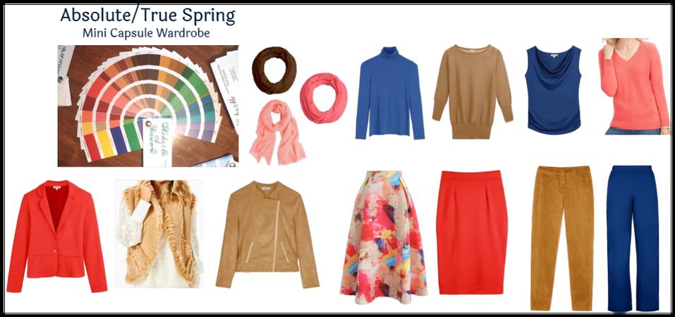 Absolute Spring Mini Capsule Wardrobe