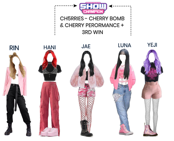 [SHOW CHAMPION] CHERRY BOMB 3RD WIN