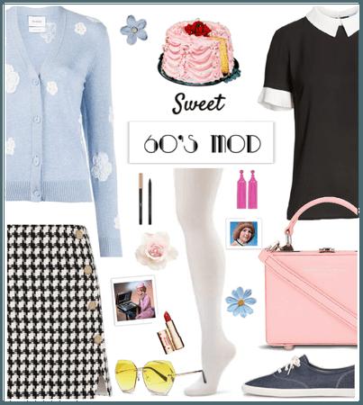 Sweet 60s Mod