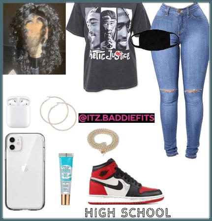 High school 2020