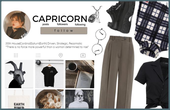 Capricorn Part III