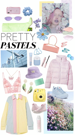 The Future is Pastel